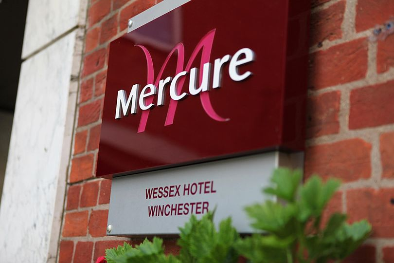 Mercure Winchester Wessex Hotel 30