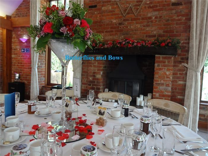 Decorative Hire Butterflies and Bows Decorative Hire 13