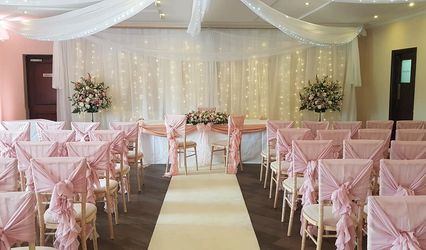 Butterflies and Bows Decorative Hire