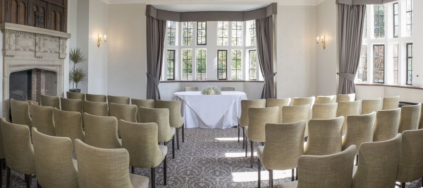 Say 'I Do' in the Franklyn Room
