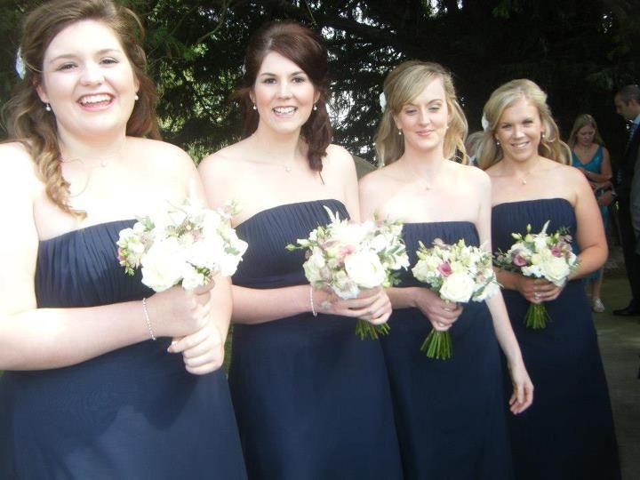 Bridesmaids handties