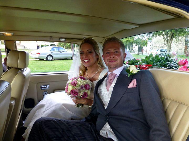 Mark and Rachel's Wedding.