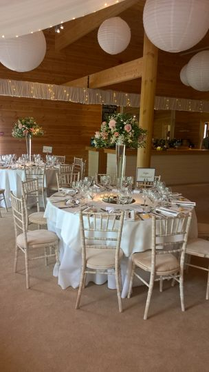 Floral  and Venue Dressing