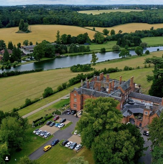 Herts Drone Cinematography