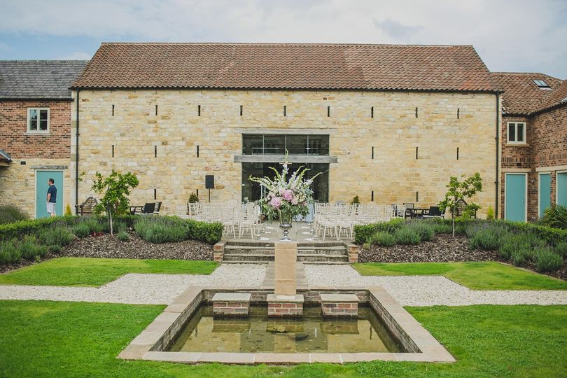 Priory Barn & Cottages - Wedding venue Yorkshire