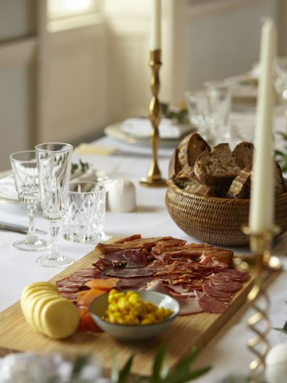 Charcuterie and sharing boards