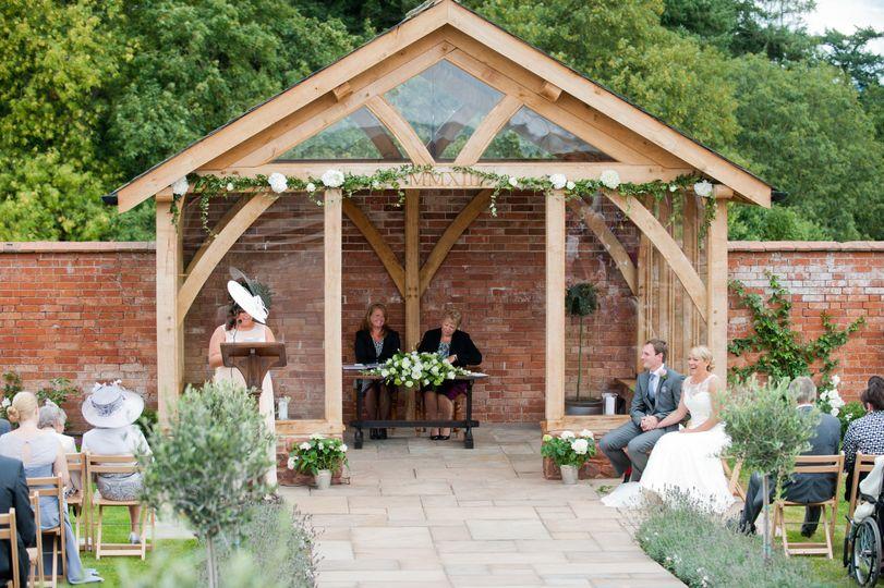 Upton Barn & Walled Garden 16