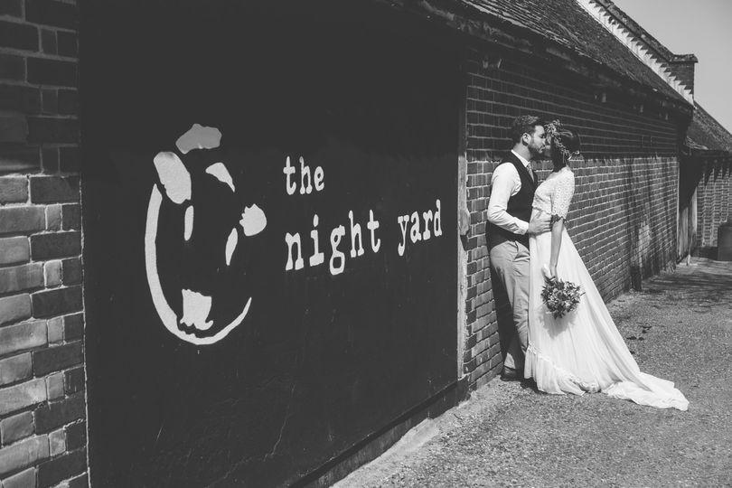 The Night Yard Venue Kent