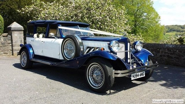 Cars and Travel Endon Wedding Cars 2