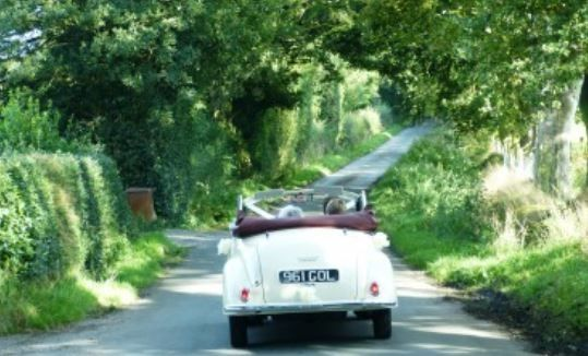 Cars and Travel Endon Wedding Cars 15