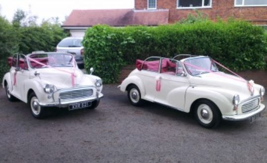 Cars and Travel Endon Wedding Cars 19