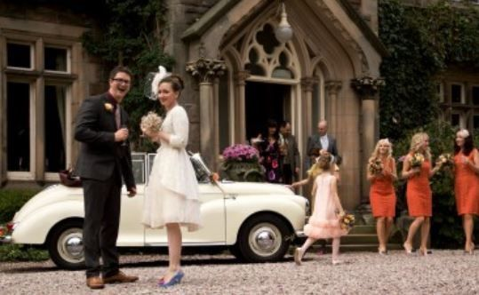 Cars and Travel Endon Wedding Cars 20
