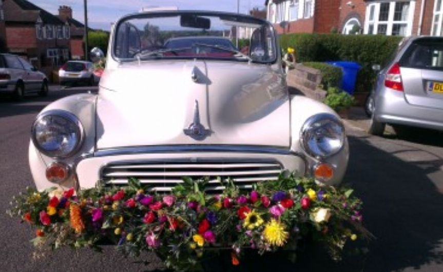 Cars and Travel Endon Wedding Cars 25