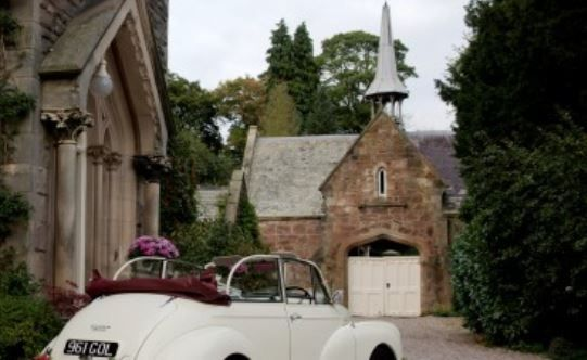 Cars and Travel Endon Wedding Cars 26
