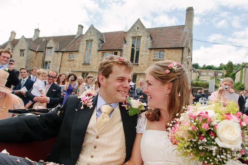 Newlyweds - Mark J Boyce Photography