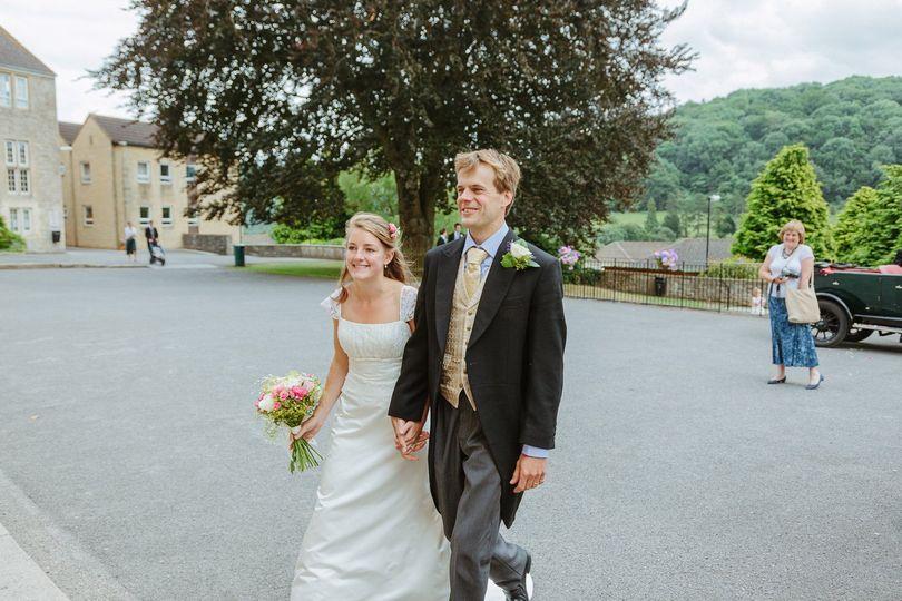 Couple holding hands - Mark J Boyce Photography