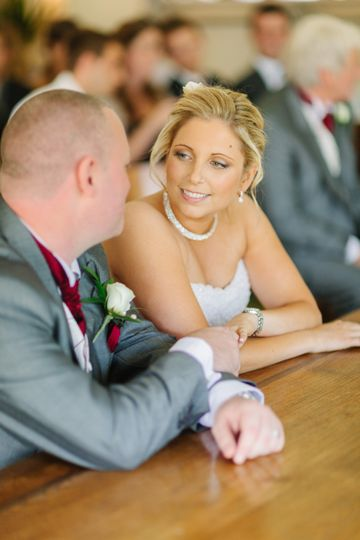 Couple talking - Mark J Boyce Photography