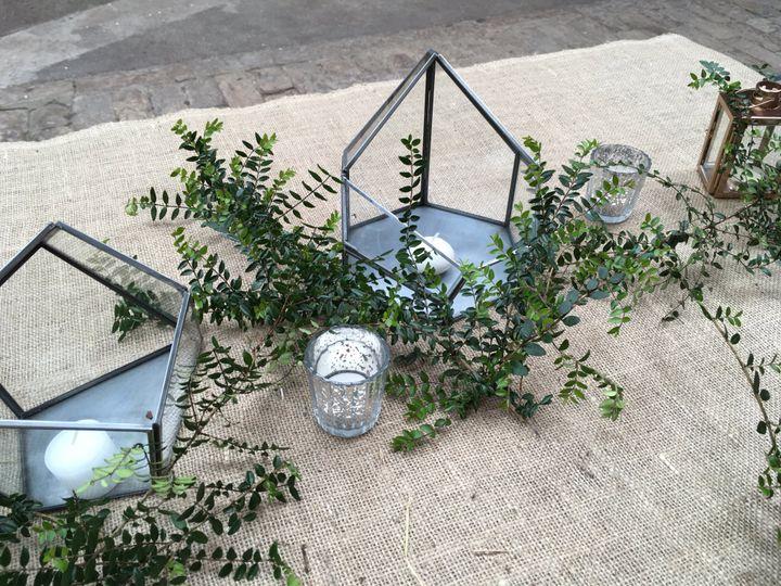 Table Terrariums