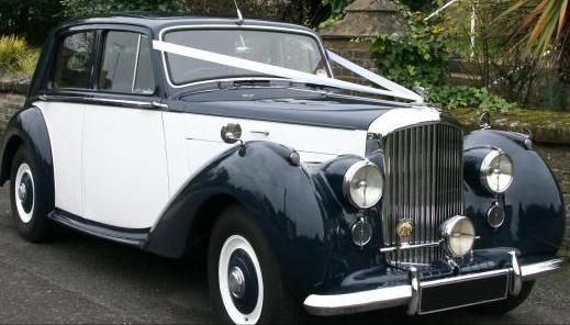 Bentley Mark V1