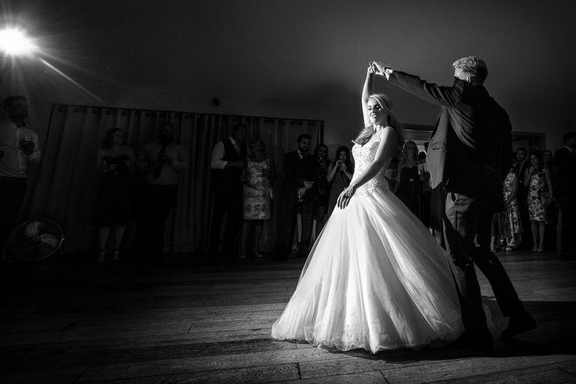 First dance at Houchins