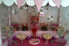 Pretty Princess Cupcakes & Candy