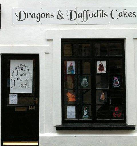 Our Shop in Pontypridd