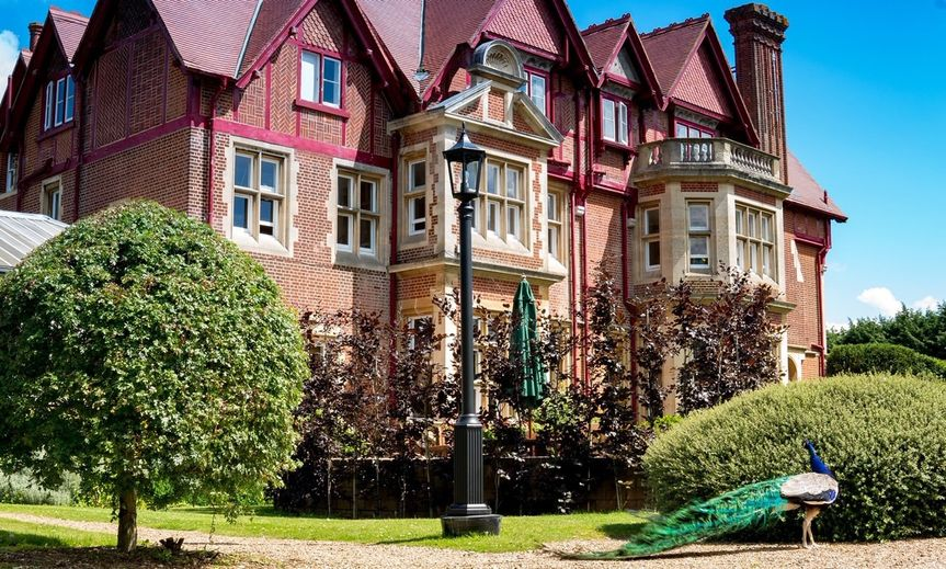 Pendley Manor Hotel 42