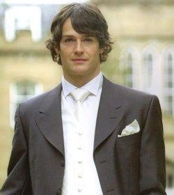 Grey Mohair Jacket