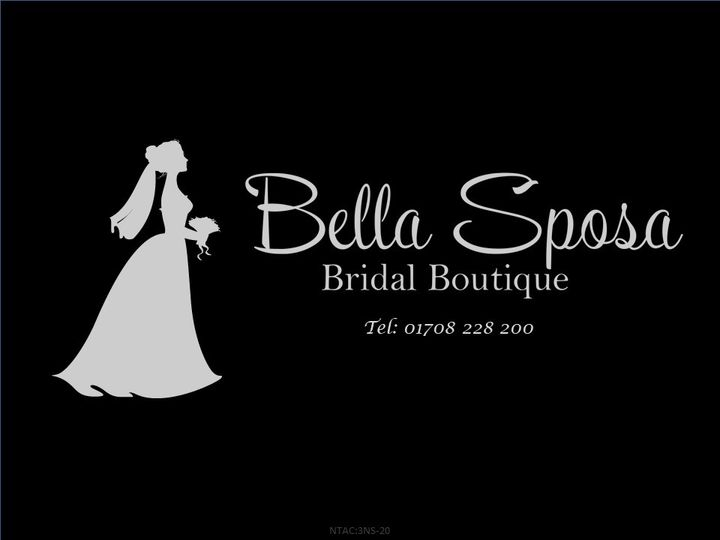 Awarded best bridal wear shop greater london