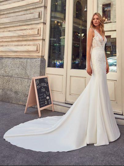 Bridalwear Shop Bella Sposa Bridal Boutique 46