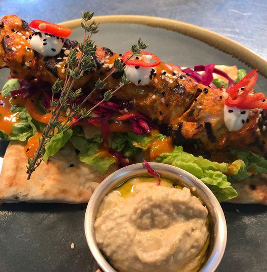 Our Shish Kebab