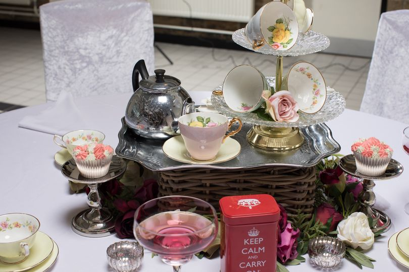 Time for tea or a tipple?