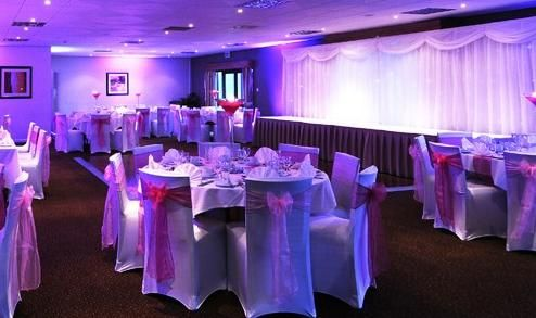 Fitted chair covers