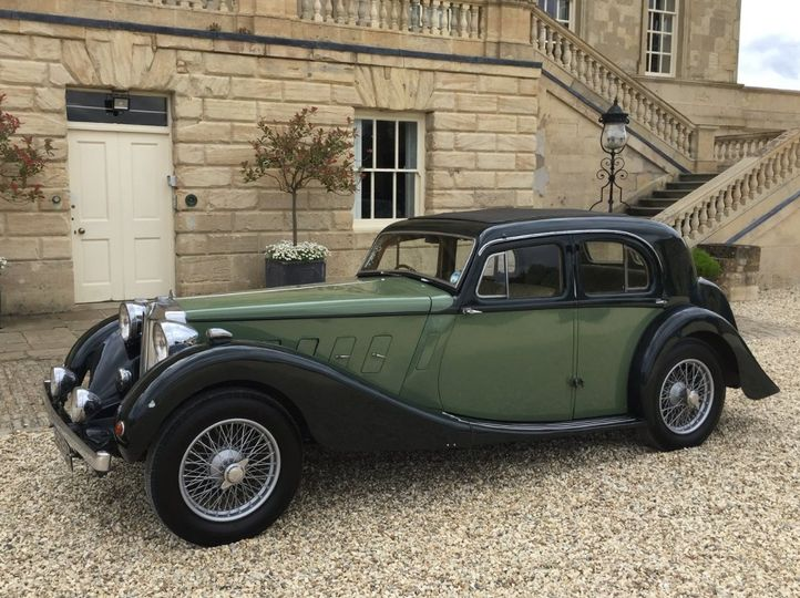 The 1930's MG