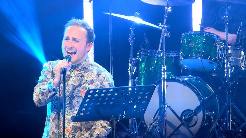 Vocalist - Ethan Scott