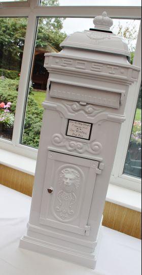 Ornate Post Box