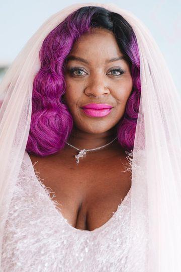 Bridal Wig