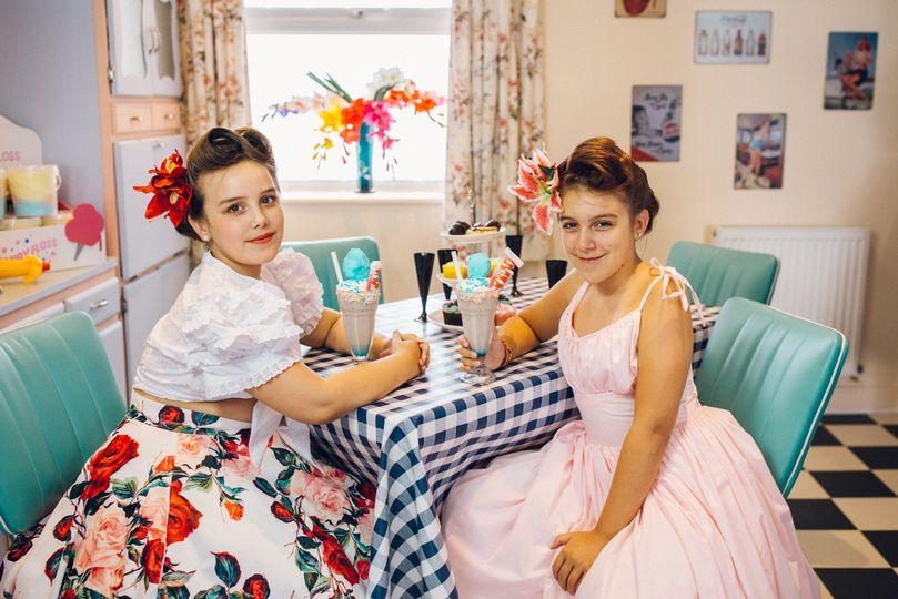 Children's Makeovers & Parties