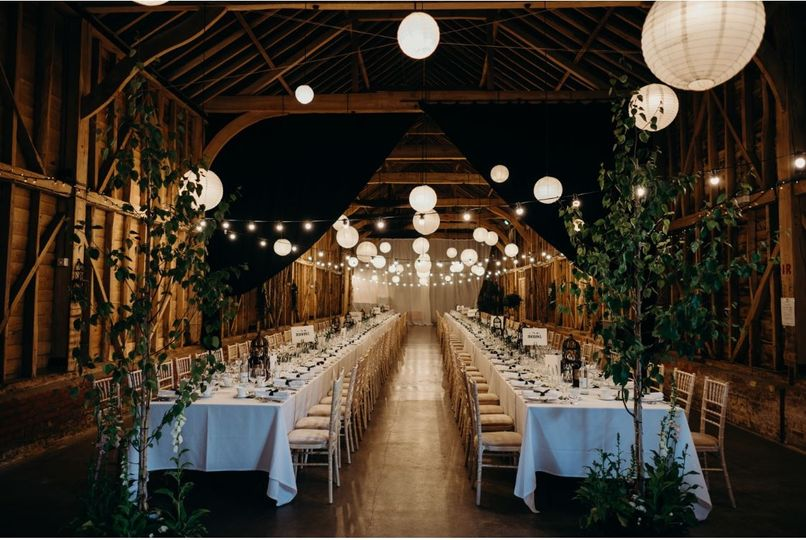 Childerley Long Barn Long Table Dining