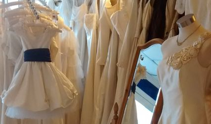 Bellissima Gowns of Grantham