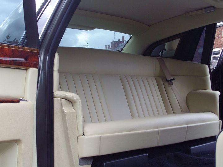 RR Phantom interior
