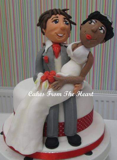 Personalised toppers