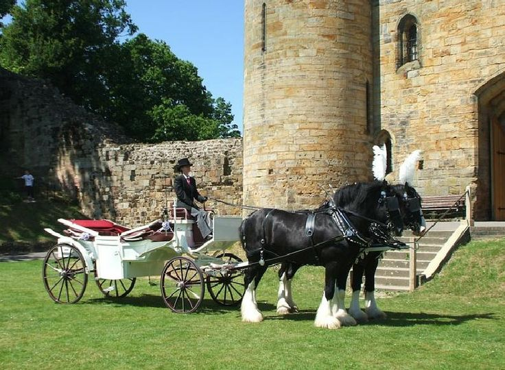Perfect for a castle wedding