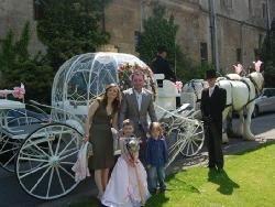 Princess style carriage