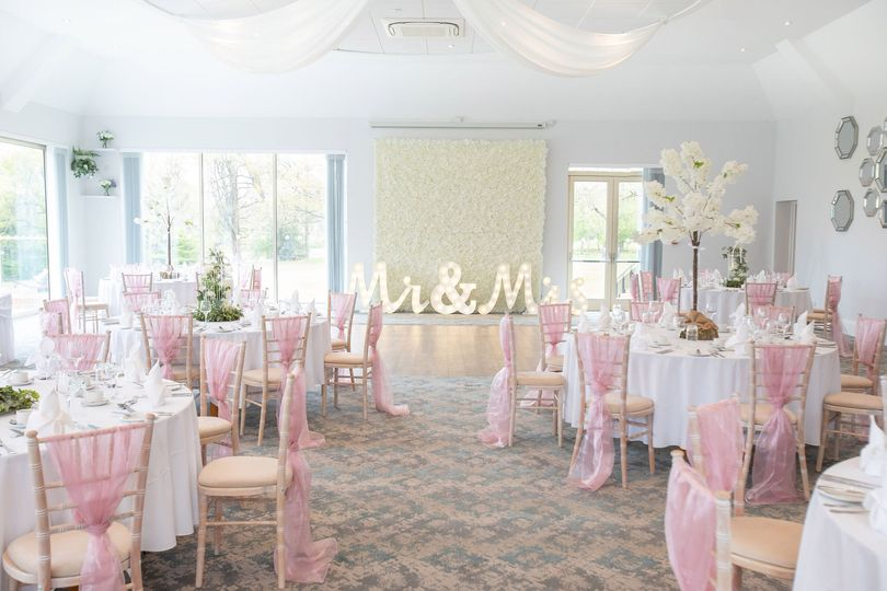 The Grange Suite - Wedding