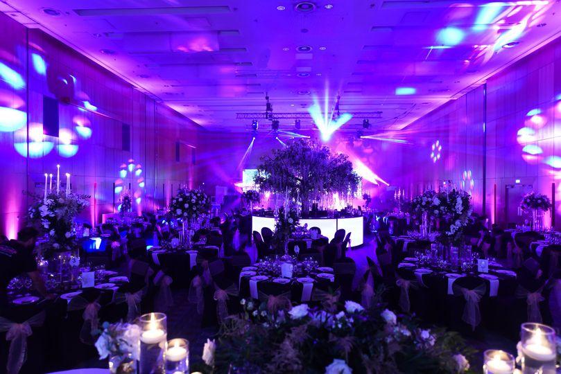 Hilton Manchester wedding