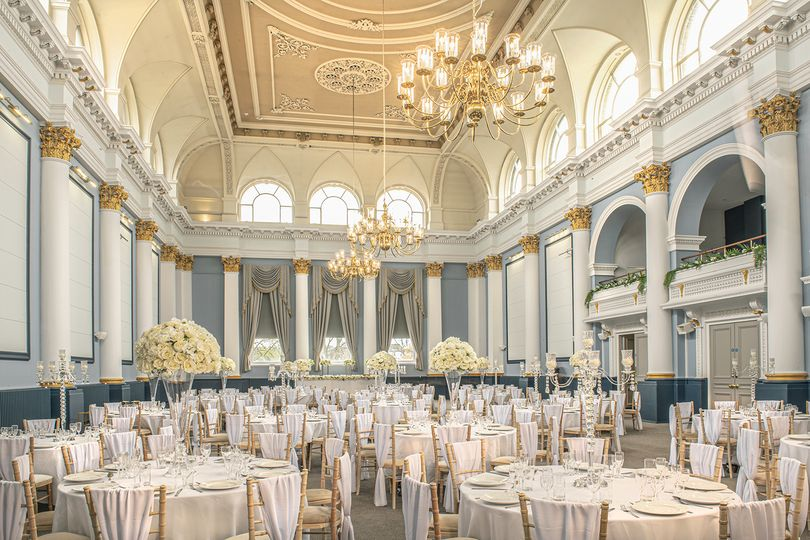 Queens Hall reception