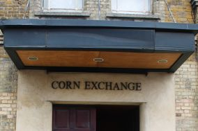 The Rochester Corn Exchange