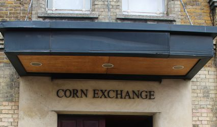 The Rochester Corn Exchange