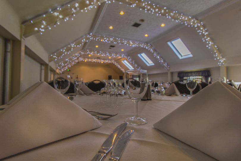Ambient ceiling lights